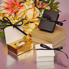 Book Favor Boxes