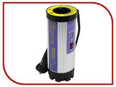 Автоинвертор KS-is Cylis KS-049 (180Вт) с 12В на 220В