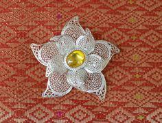 Csillag alakú bross citrin kővel Beautiful, Jewelry, Jewellery Making, Jewerly, Jewelery, Jewels, Jewlery, Fine Jewelry, Accessories