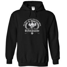 Schnauzer Lover Exclusive T Shirts, Hoodie. Shopping Online Now ==► https://www.sunfrog.com/Pets/Schnauzer-Lover-Exclusive-Tshirt-4099-Black-3759686-Hoodie.html?41382