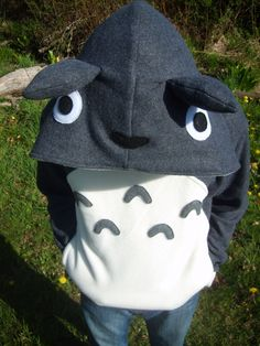 OMG, I could be a Totoro!