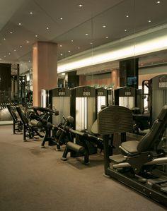 Grand Hyatt Seoul Fitness Outstanding Facilities #grandhyattseoul #grandhyattseoulgym