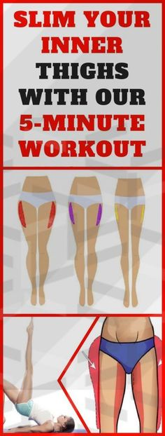 Working your inner thighs is just as important as working your core and upper body. Inner thigh workouts can actually help you improve your core strength since your legs act as support for your entire core and upper body. Ab Workout Men, Flat Belly Workout, Workout Ideas, Thigh Exercises, Thigh Workouts, Weight Loss Blogs, Lower Abs, Inner Thigh, Fat To Fit