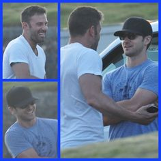 Justin Timberlake and Ben Affleck's Castle Venture