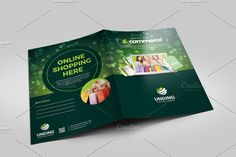 The corporate PSD presentation folder template was designed with Adobe Photoshop, the layers are well-organized and editable. Corporate Presentation, Presentation Folder, Professional Presentation, Presentation Templates, Cool Business Cards, Corporate Business, Corporate Design, Graphic Design Templates, Print Templates