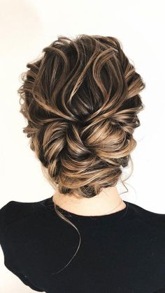 romantic updo hairstyles, updo hairstyle,simple updo, messy bridal updo hairstyl… – Famous Last Words Messy Wedding Hair, Bridal Hair Updo, Simple Wedding Hairstyles, Chic Hairstyles, Wedding Hair And Makeup, Braided Hairstyles, Pretty Hairstyles, Braided Chignon, Bridal Braids