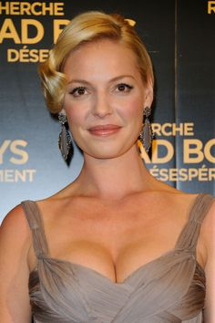 Katherine Heigl at One for the Money Premiere