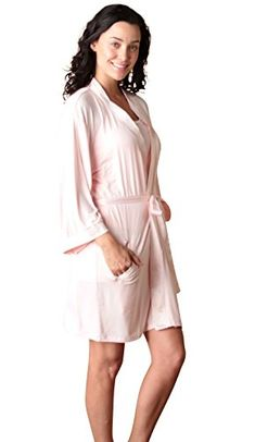 Faceplant Dreams Dreamwear Bamboo Kimono Robe (Large X-Large b689eb8a8