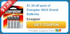 MONEYMAKER BATTERIES With New Coupon Available To Print!