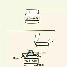 Sad-Away