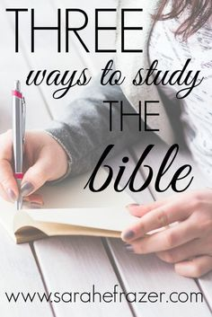 three-ways-to-study-the-bible-devotional-for-women-daily