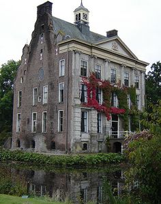 netherland, country houses, castl, mansion, place