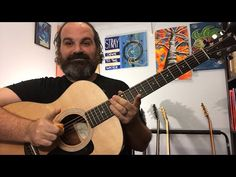 The best song melody with just a 1, 4 and 5, and the realities of buying a guitar - YouTube