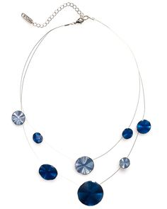 Disc Illusion Necklace | East