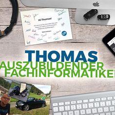 Nach seinem Abschluss zum Social-Media- und SEO-Manager hat Thomas Online-Blut geleckt und möchte sein Fachwissen jetzt weiter vertiefen. Wir freuen uns dass er seine Ausbildung zum Fachinformatiker für Anwendungsentwicklung bei digitalmobil macht! #wordpress #socialmediastrategy #socialmediamarketing #munich #münchen