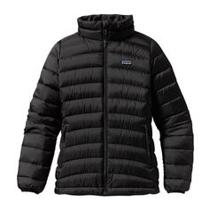 Patagonia Down sweater jacket girls XL (womens XS) Excellent condition Girls' Patagonia down sweater jacket. size XL in girls (kids) but fits like a women's XS. Works better for those with shorter arms like myself. Smoke and pet free home. No stains or tears. Patagonia Jackets & Coats Puffers