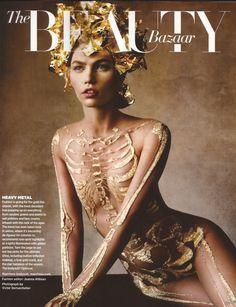 Skeleton Bodysuit. Marchesa.... featured in Harper's Bazaar. See on marchesa.com
