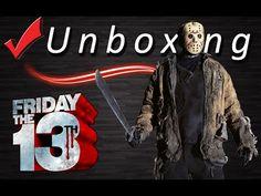 Mascára do Jason - Sexta feira 13 - Unboxing Mercado Livre