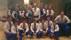 Copii ucrainieni din Solonet