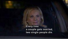 Lealie knope on marriage