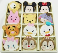 Tsum Tsun Disney Cookies