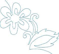 """Résultat de recherche d'images pour """"continuous line embroidery designs"""""""