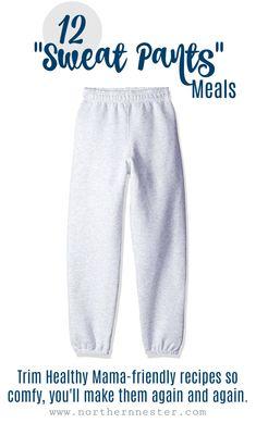 "12 ""Sweat Pants"" Mea"