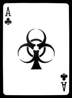 Ace of spades Pop Art Playing Cards