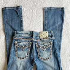 Miss Me Jeans, Jeans And Boots, Vintage Fashion, Blue, Shopping, Fashion Vintage, Preppy Fashion