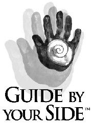 Guide by your Side Program is a program for families with infants and oung children who are deaf or hard of hearing