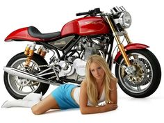 Your essential resource for cafe racer and custom motorcycle news. Learn how to build a cafe racer, what parts the pros use & what riding gear to wear. Motos Sexy, Norton Commando, Custom Sport Bikes, Motorcycle Posters, Motorcycle Girls, Norton Motorcycle, Motorcycle Wallpaper, Harley Davidson V Rod, Custom Cycles