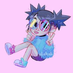Noodz from Gorillaz