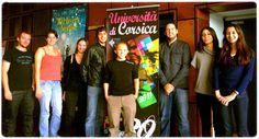 Jury étudiant au Festival du cinéma italien d'ajaccio, octobre 2012
