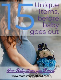 15 Unique, Non-Baby Registry Items & Baby Shower Gifts Baby Girl Nursery Themes, Baby Boy Nurseries, Baby Shower Themes, Nursery Ideas, Baby Shower Registry, Baby Registry Items, Baby Shower Gifts For Guests, Unique Baby Shower Gifts, Baby Bump Progression