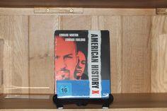 German American History X bluray steelbook