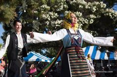 Greek Culture is Alive and Dancing at These LA area Greek Festivals: Valley Greek Festival in Northridge