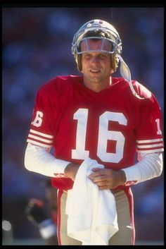 6a211fd53 Joe Montana ... one of the greatest QB s ... ever.