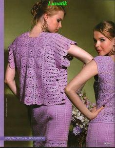 crocheted fashion for women: crochet magazine | make handmade, crochet, craft