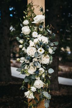 Featured - Jenna & Cullen's Real Wedding - Foxtail Floral Designs // Real Wedding Inspiration // Covid Wedding // Outdoor Wedding // Intimate Wedding Ideas// Floral Installations // Rustic Wedding // Wedding Florals // #weddingblog #weddingideas #weddingbouquet #albertaweddingsocial #whiteroses #weddingfloraldesign Yard Wedding, Rustic Wedding, Intimate Weddings, Real Weddings, Wedding Trends, Wedding Blog, Floral Wedding, Wedding Bouquets, Beautiful Couple