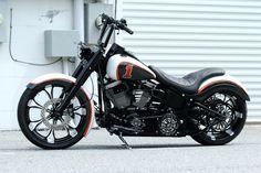 Harley-Davidson Custom Fat Boy Low