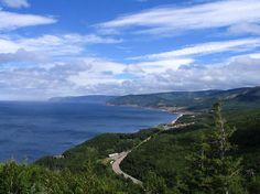 Cape Breton - Ingonish Beach O Canada, Canada Travel, John Cheever, Cabot Trail, Cape Breton, Nova Scotia, Counting, Rv, Beautiful Places