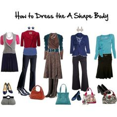 Discover more tips on how to figure out your body shape and how your body shape may change with weight gain (or loss). Plus how to dress a combination shape