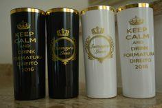 Long Drink Borda Dourada 290ml Personali