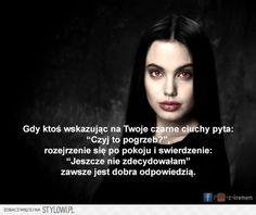 Bad Girl Quotes, Real Quotes, Polish Memes, Funny Mems, Wonder Quotes, Martin Freeman, Song Lyrics, Sentences, Wise Words