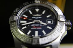 Breitling Avenger II Seawolf (A1733110, M17331E2) Watch Review