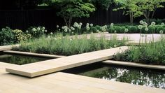 Garden space: Metamorphosis Design