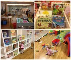 ludoteca spatiu de joaca si lectura copii Playground, Toddler Bed, Parenting, Labrador, Furniture, Home Decor, Children Playground, Child Bed, Decoration Home