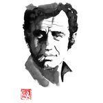 Sumi E Painting, Movie Characters, Che Guevara, Cinema, Singer, Actors, Movies, Art, Art Background