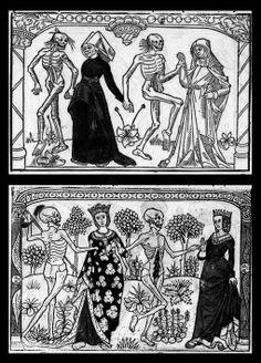 Danses macabres