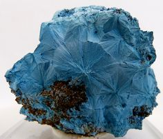 Minerals and Meteorites and Other Geology Stuff - SHATTUCKITE (Copper Silicate) from Katanga,...